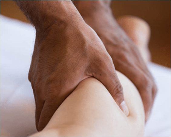Embodiment Works leg massage 2